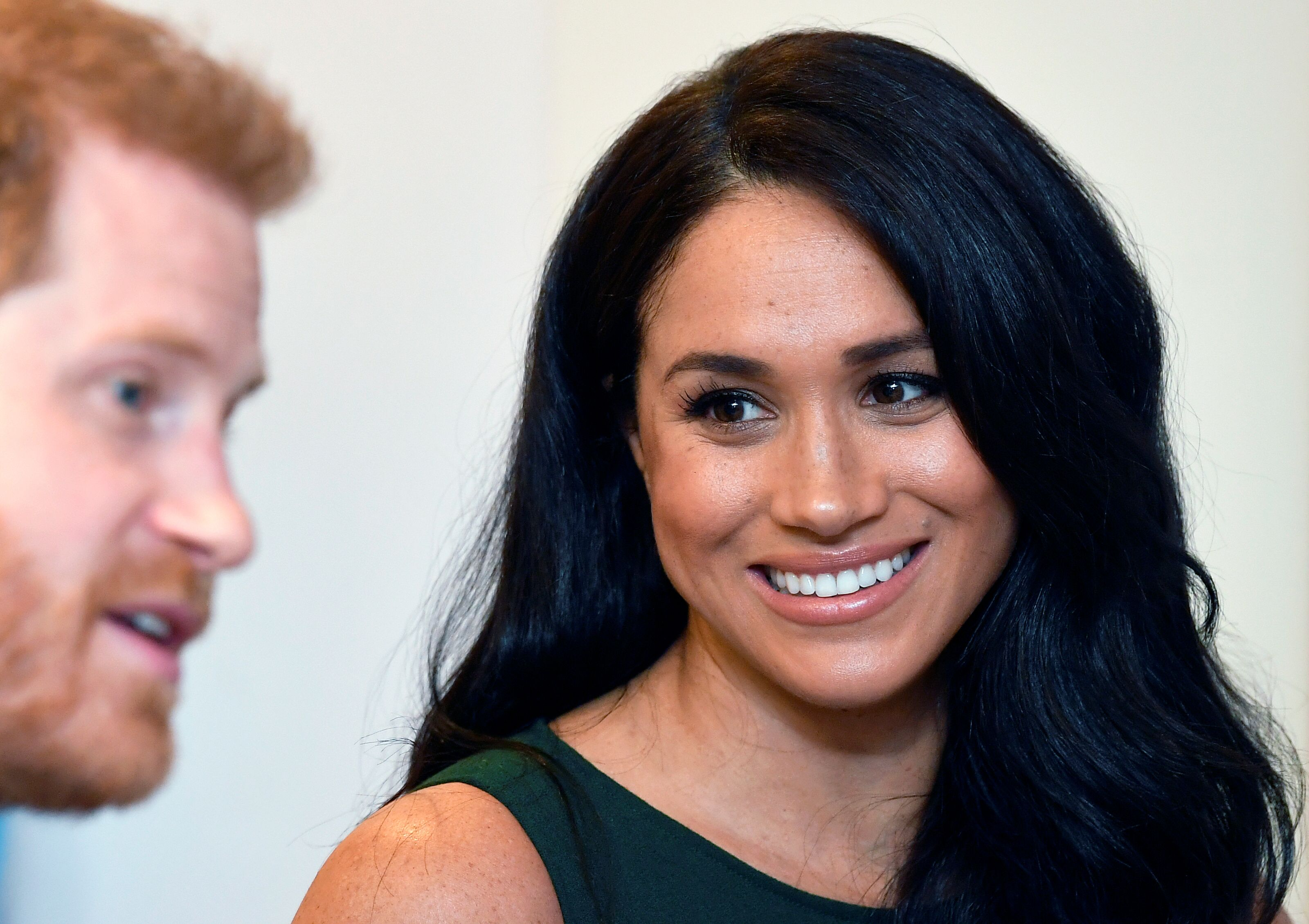 Prince Harry's Comment About Two Children Has Left Some Wondering If Meghan Markle Is Pregnant