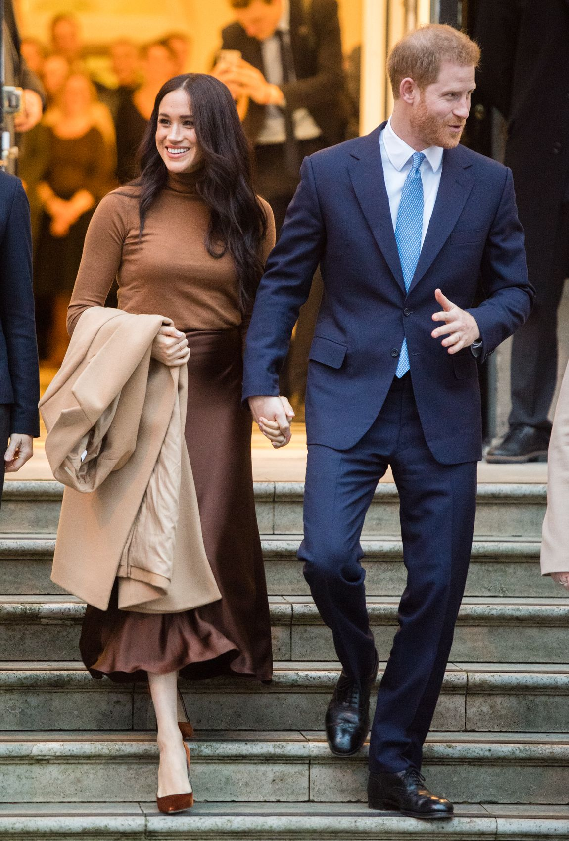 Meghan Markle and Prince Harry Are Stepping Down From Senior Royal Duties