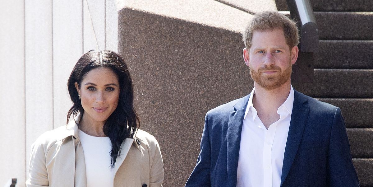 Meghan Markle Amp Prince Harry Launch Sussex Royal Website