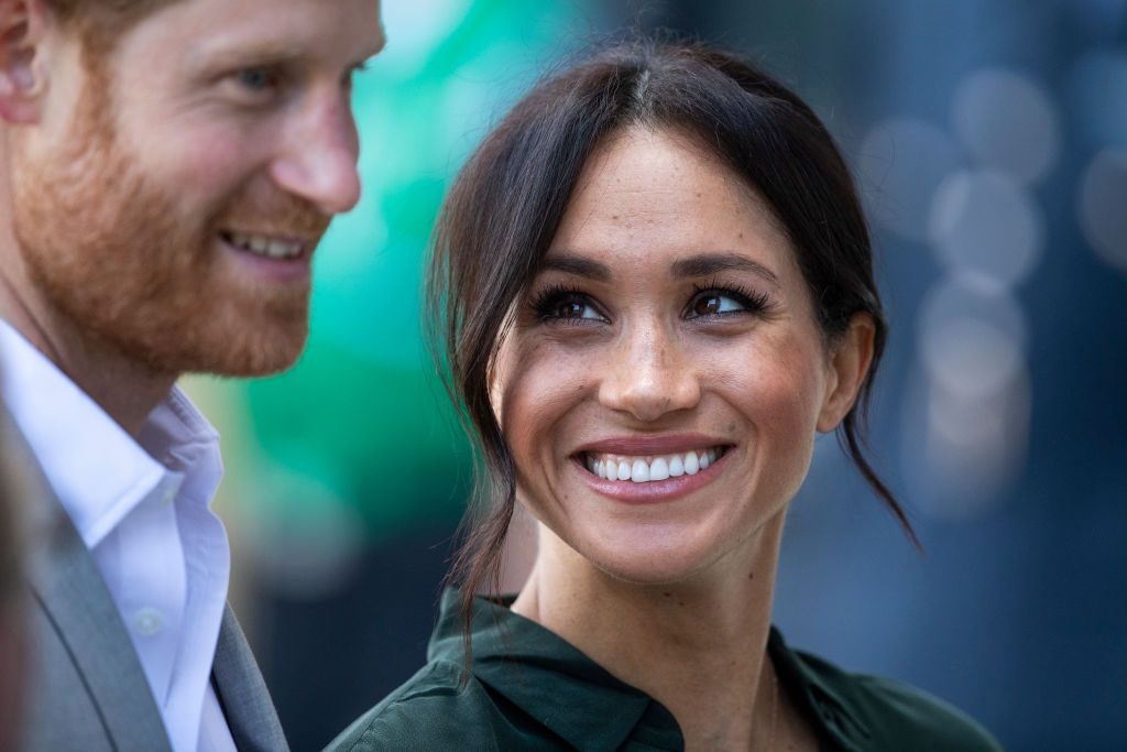 Bildergebnis für duke and duchess of sussex