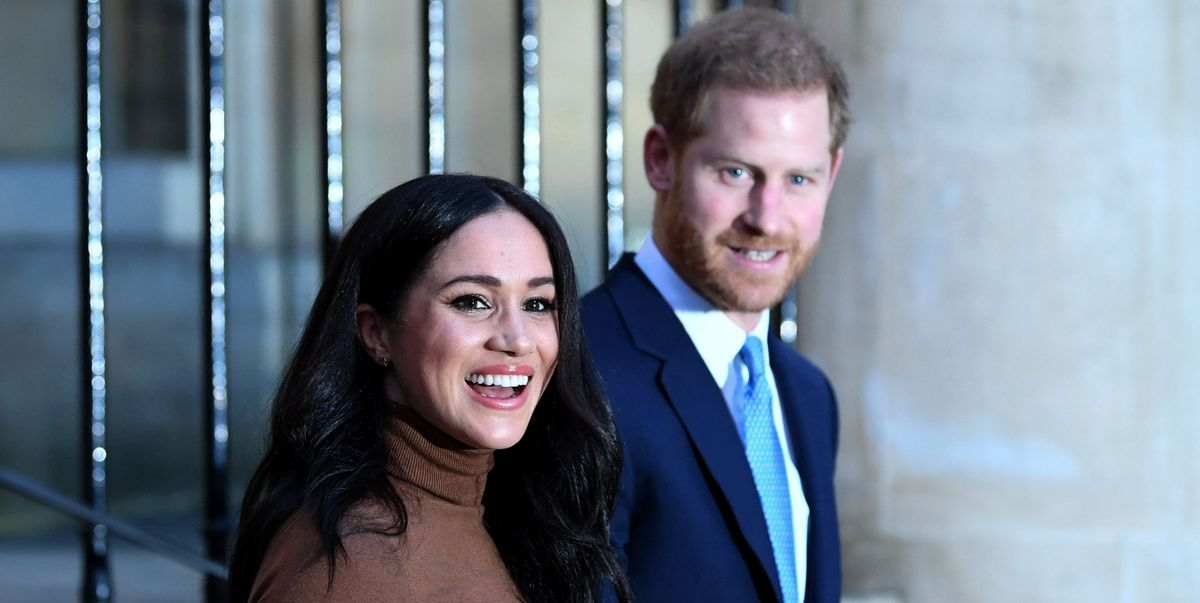 Prince Harry And Meghan Markle Will No Longer Use Their 'Royal Highness' Titles