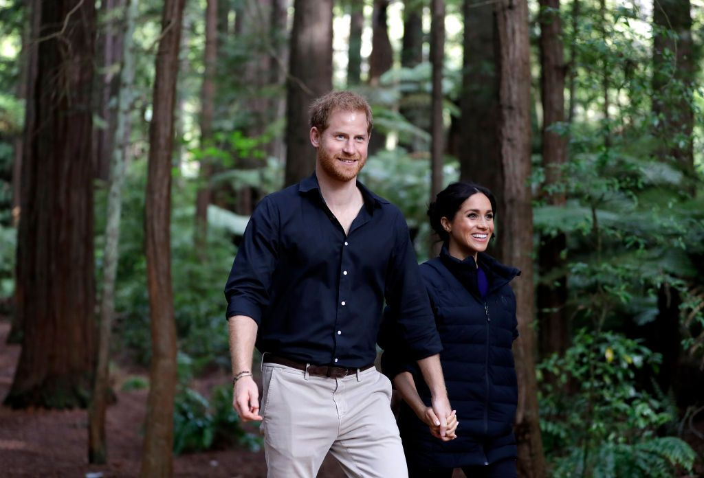 Will Meghan Markle & Prince Harry Still Use the Sussex Royal Name?