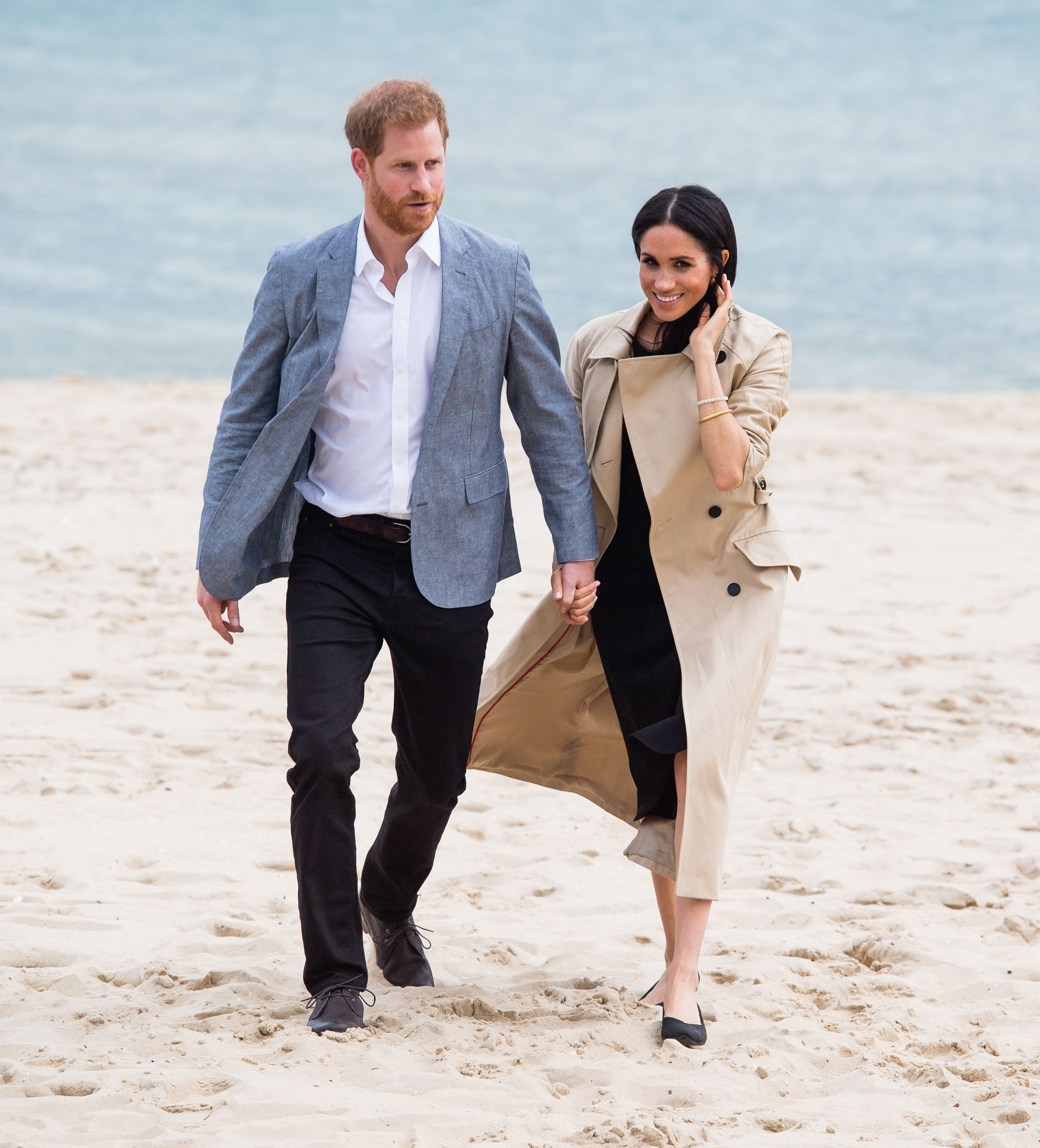 Meghan Markle and Prince Harry Reportedly Want to Stay in Los ...
