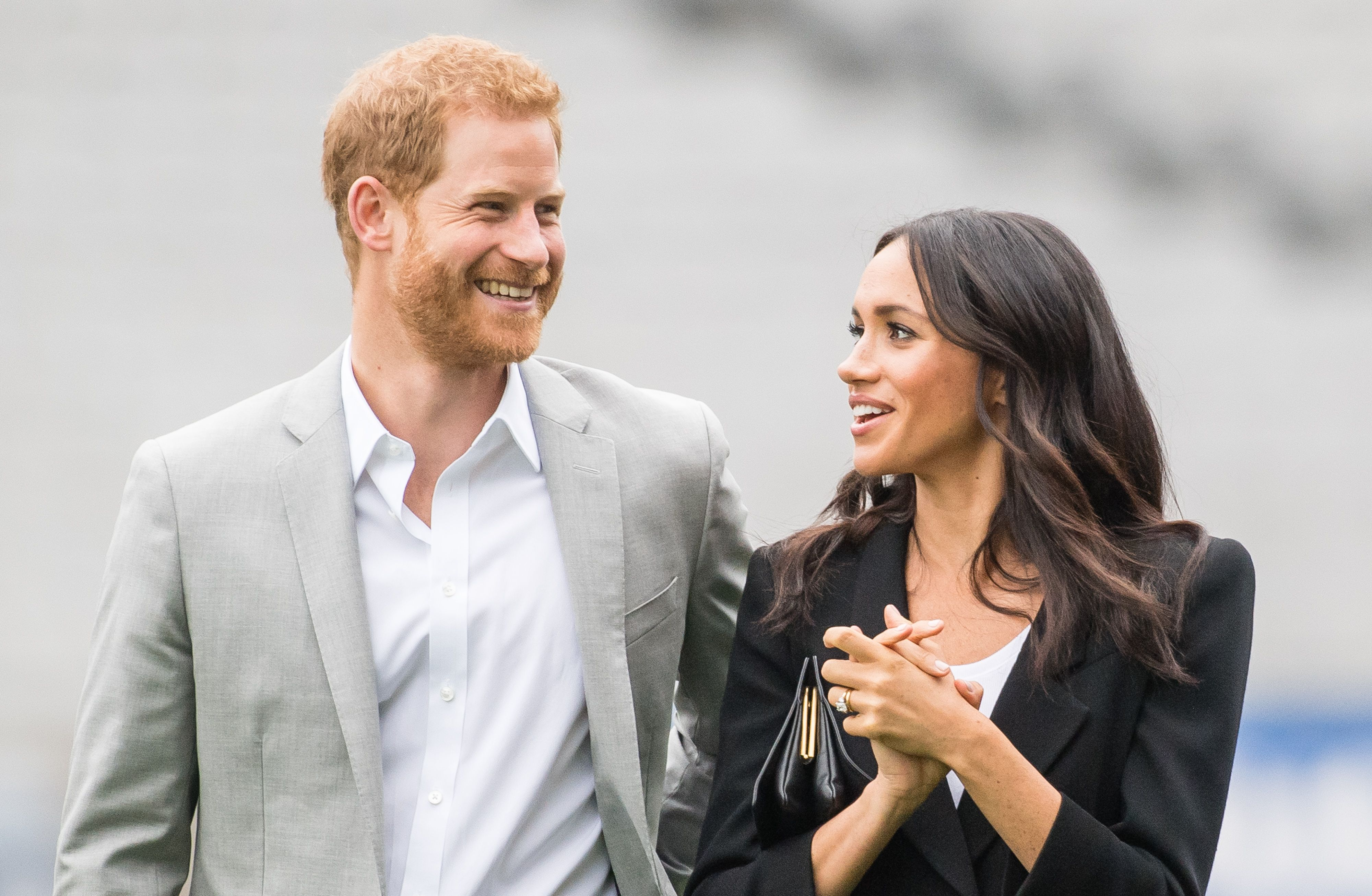 The Sussexes' went to Stanford University to talk about their charity