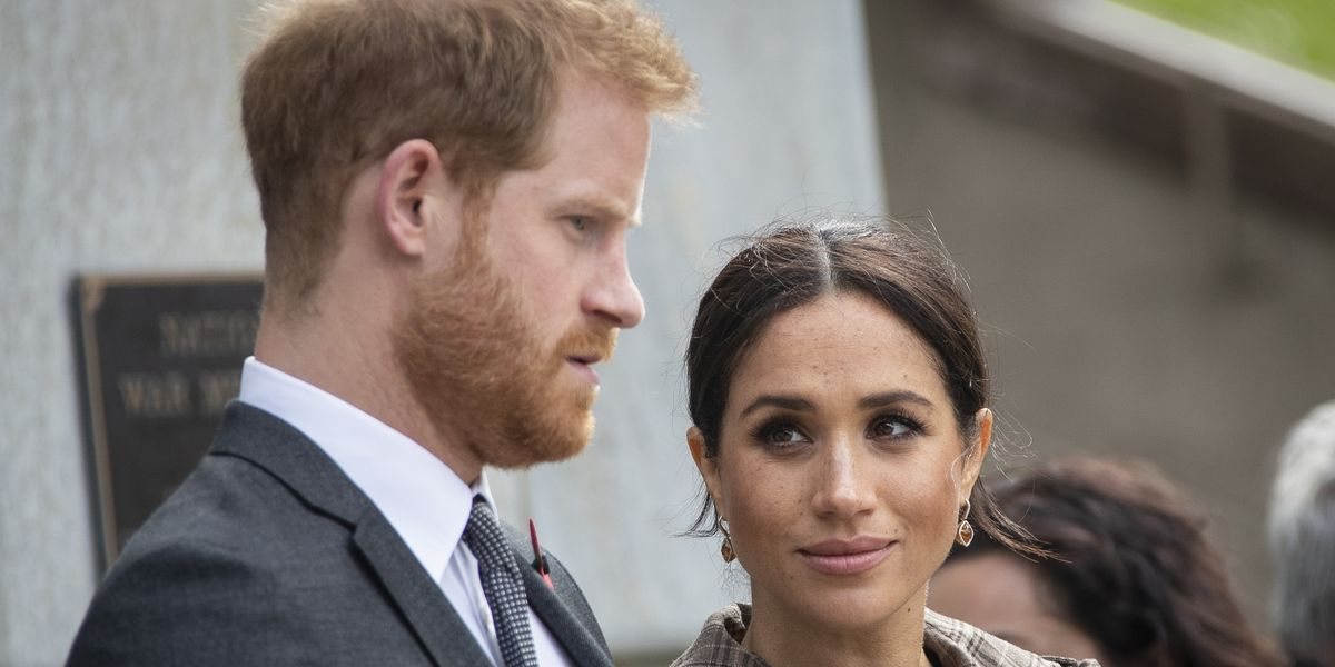 Prince Harry and Duchess Meghan May No Longer Be Able to Use the 'Sussex Royal' Name for Their Independent Ventures