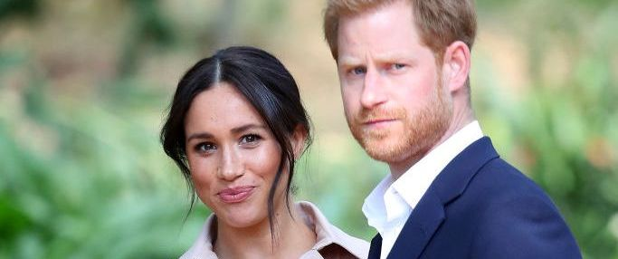 """Prince Harry and Meghan Markle Will Likely Have to Give Up Their """"Sussex Royal"""" Brand"""