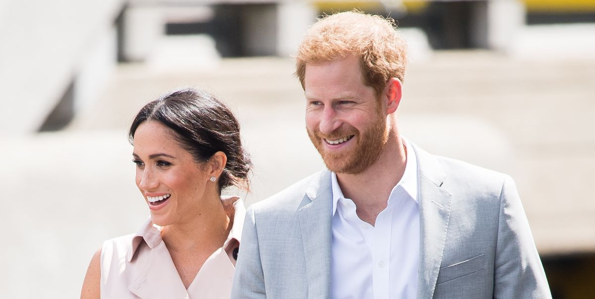 Prince Harry and Meghan Markle to Officially Close Buckingham Palace Office at the End of March