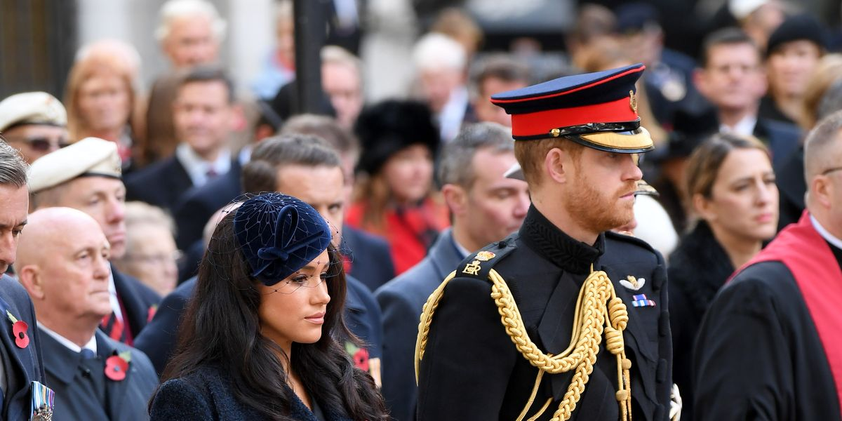 """Prince Harry and Meghan Markle Have Found the Negotiation Process of Their Departure """"Saddening"""""""