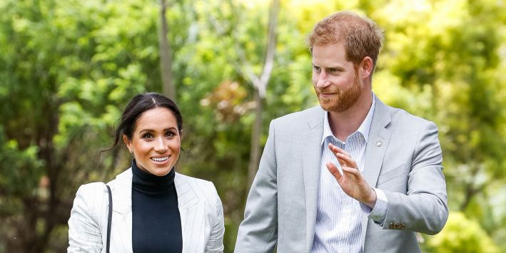 Meghan Markle and Prince Harry Need Security `to...