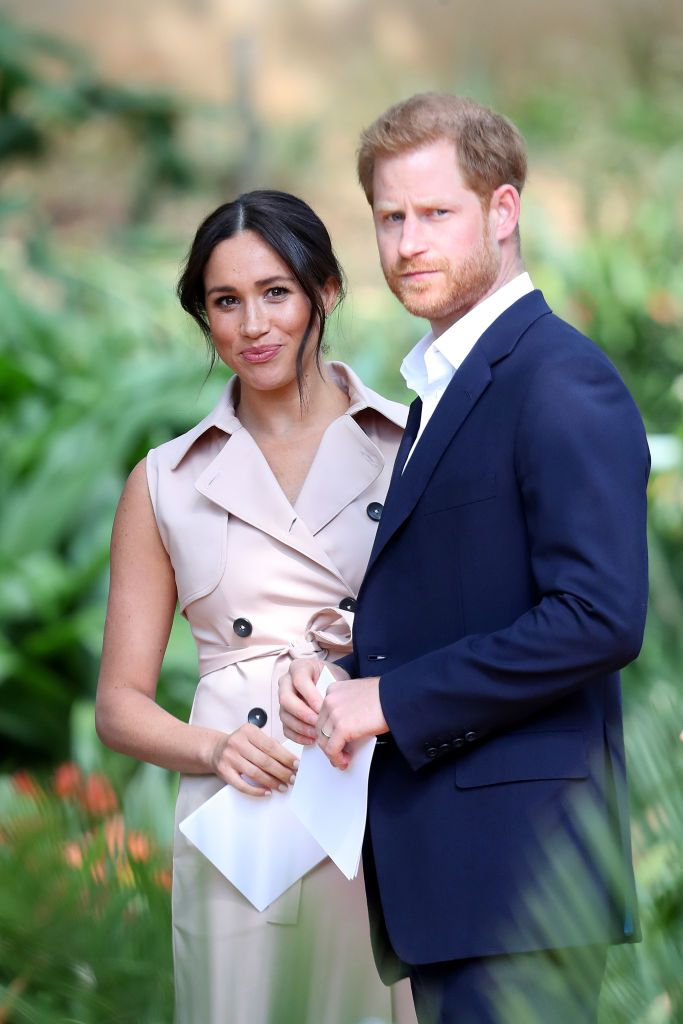 Uh Oh, Canada's Going to Stop Paying for Prince Harry and Meghan Markle's Security Costs