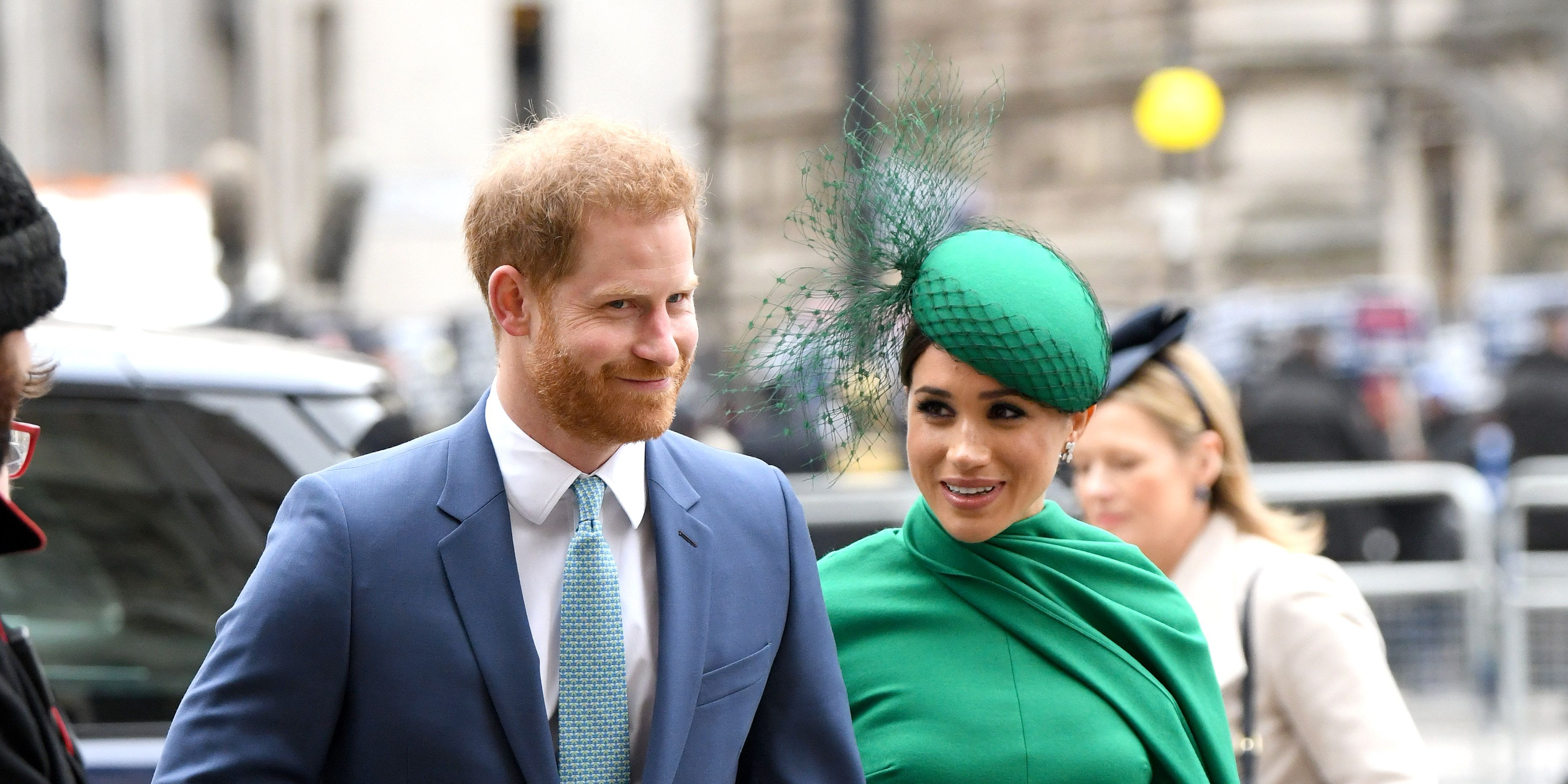 Prince Harry And Meghan Host Goodbye Lunch For Royal Staff