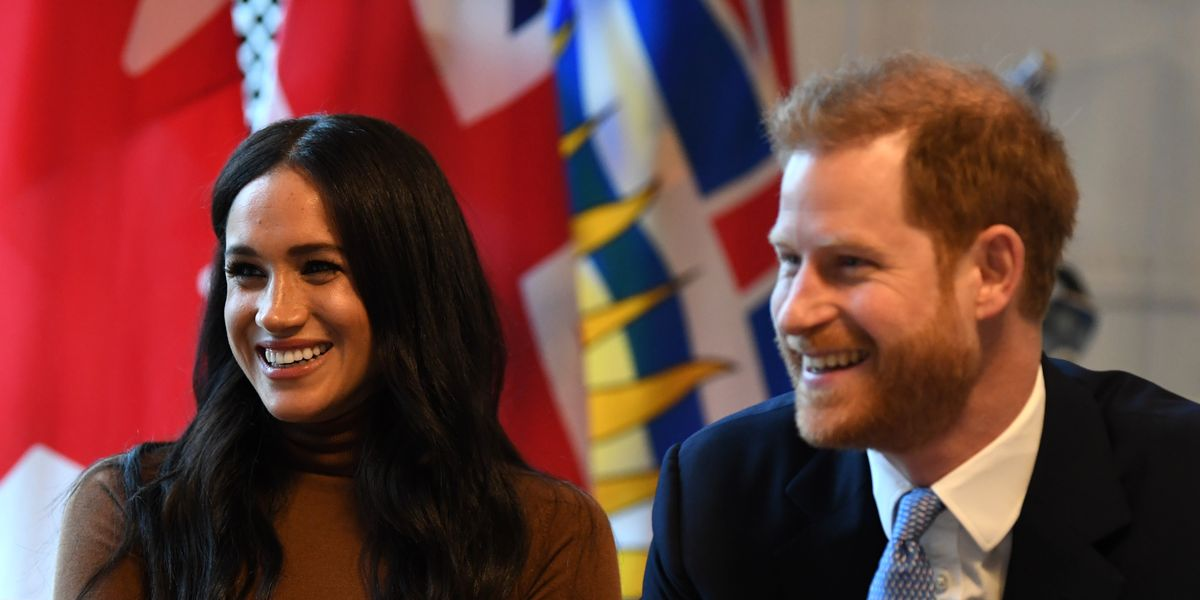 Prince Harry, Meghan Markle, and Baby Archie Have Moved to the United States