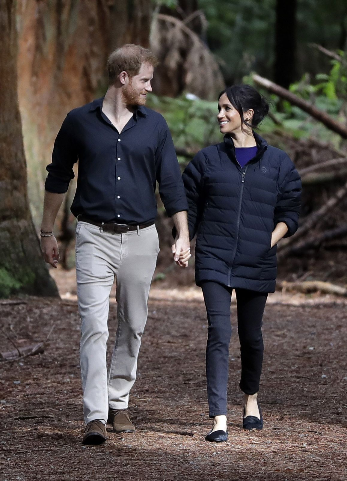 advice for prince harry and meghan markle on living in america prince harry and meghan markle