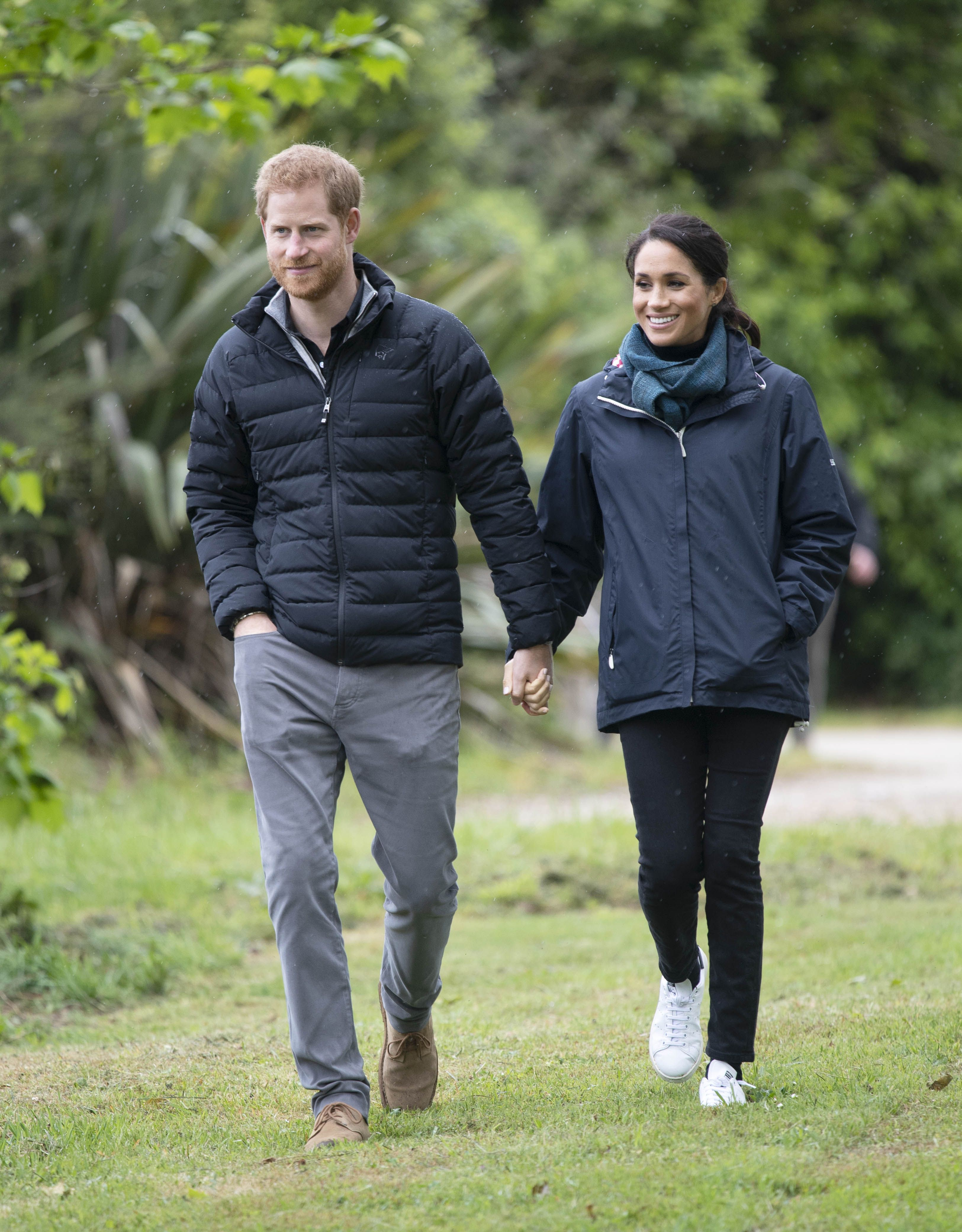 prince harry and meghan markle photographed walking dogs in la prince harry and meghan markle