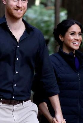 the duke and duchess of sussex visit new zealand   day 4