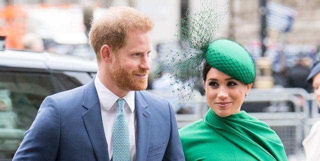 メーガン妃とハリー王子
