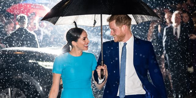 Meghan Markle & Prince Harry Celebrate Wedding Anniversary With Zoom Calls & Margaritas