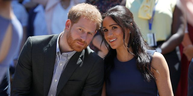 Meghan Markle and Prince Harry Named Their Secret Dog After Their First Trip as a Couple