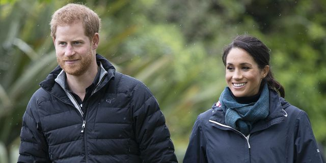 the duke and duchess of sussex visit new zealand   day 2