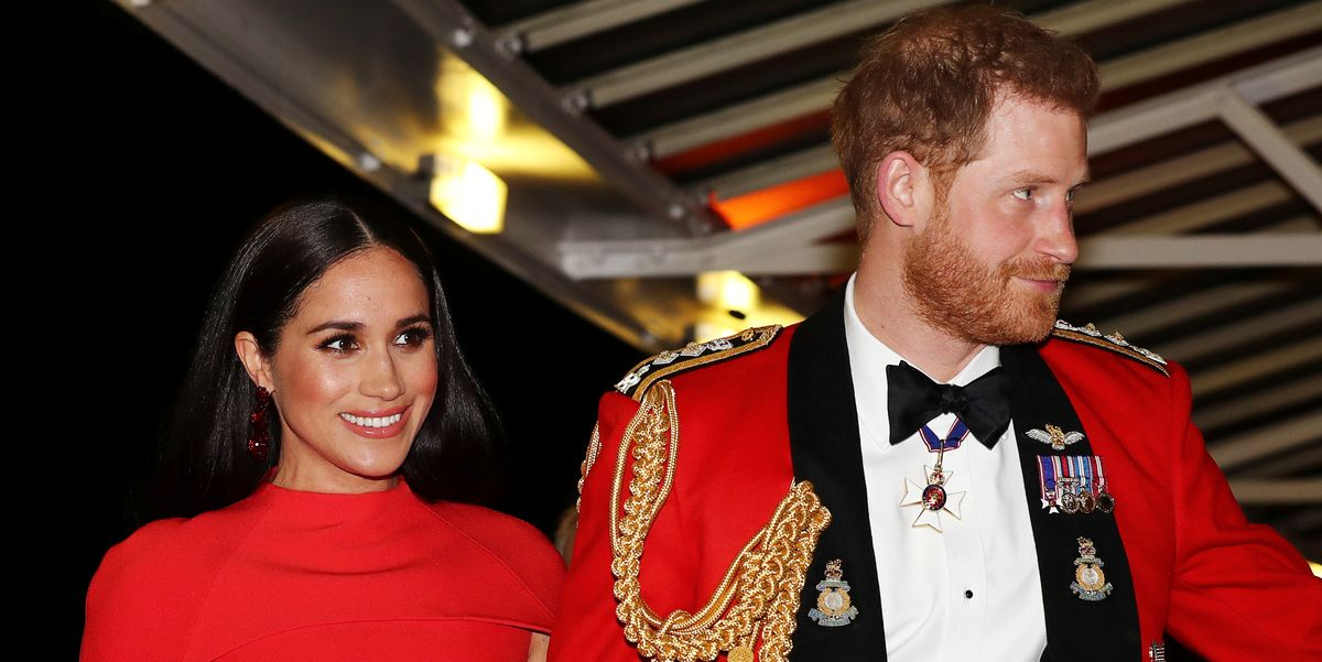 Meghan Markle and Prince Harry's Netflix Deal Is Reportedly Worth $100 Million