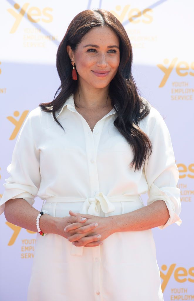 "Meghan Markle Calls 2020 Election the ""Most Important of Our Lifetime"" During TIME100 TV Appearance"