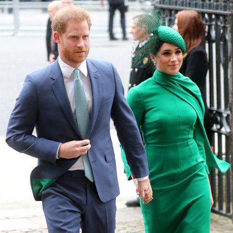 メグジットから1年!ヘンリー王子とメーガン妃の激動の1年を振り返り