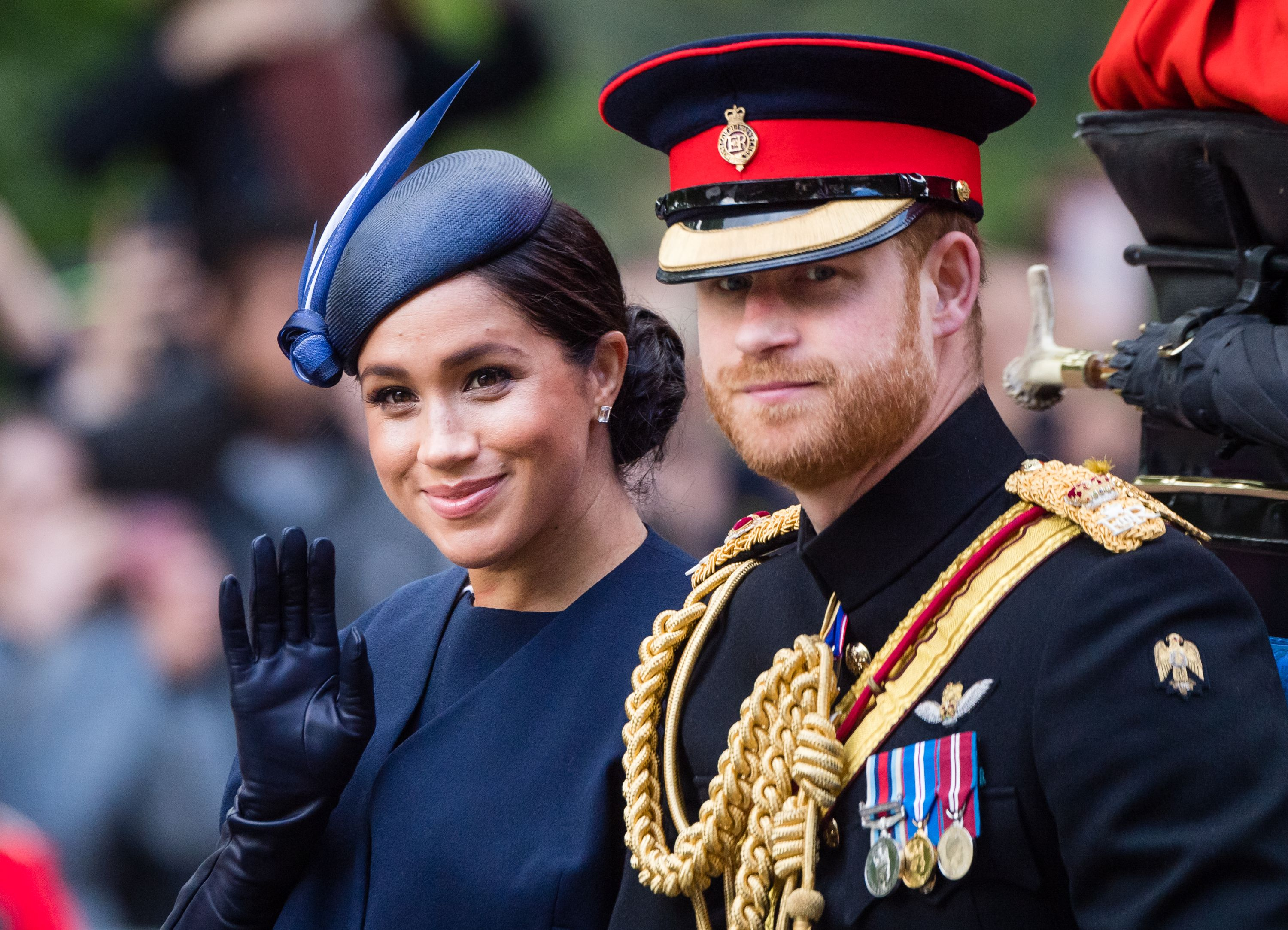 "Prince Harry Says False Tabloid Reports Were the Source of ""Harassment"" Toward Him and Meghan Markle"