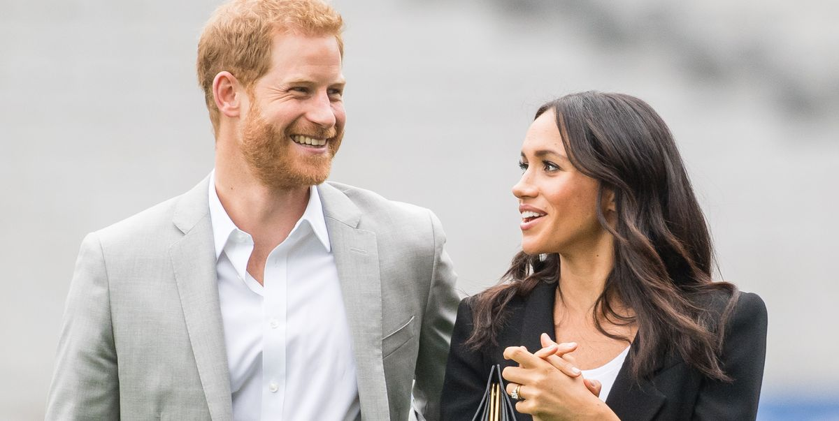 Prince Harry and Meghan Markle Privately Congratulate Princess Eugenie on the Birth of Her Son - TownandCountrymag.com