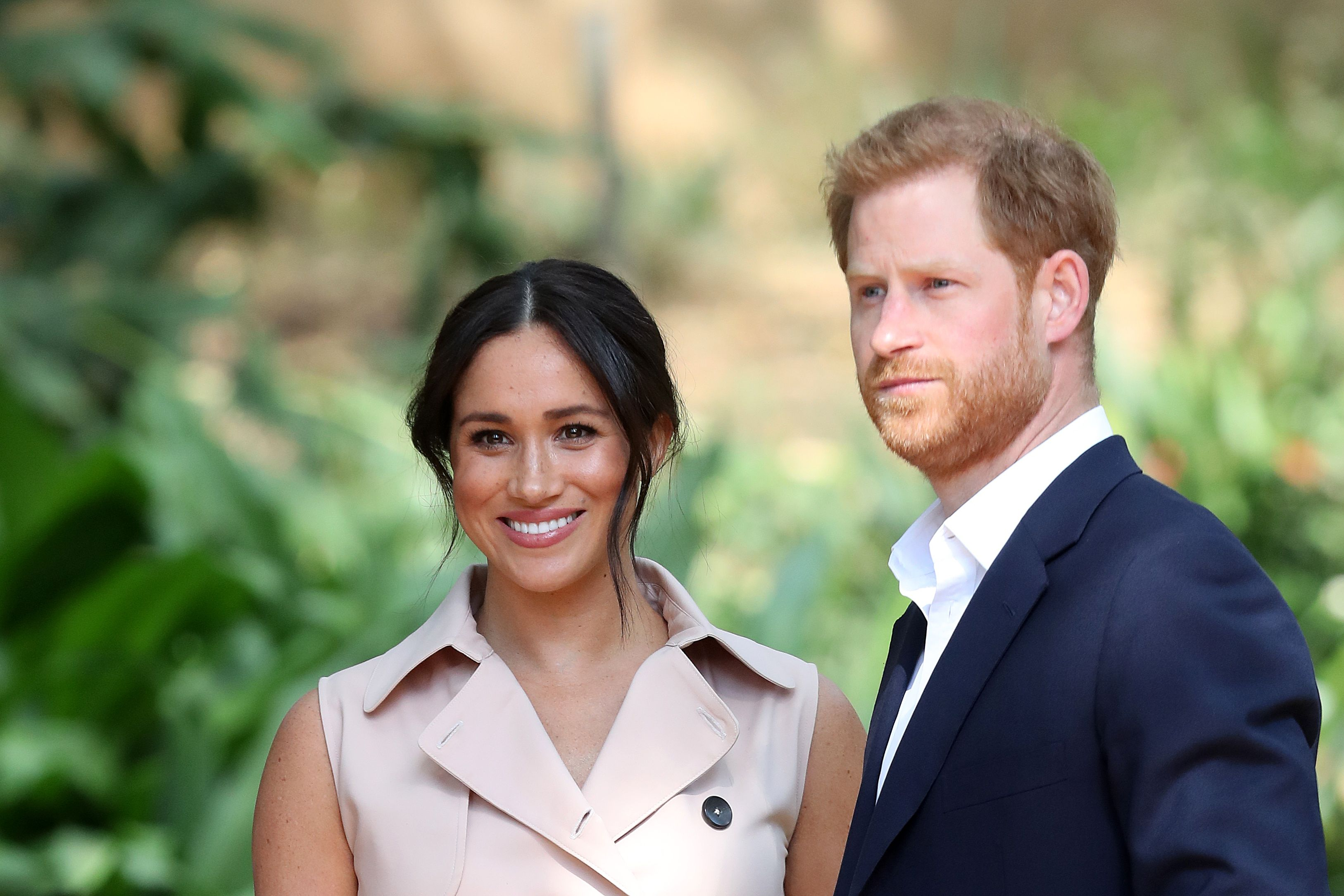 Queen Elizabeth Confirms Prince Harry & Meghan Markle Will Not Return as  Working Royals