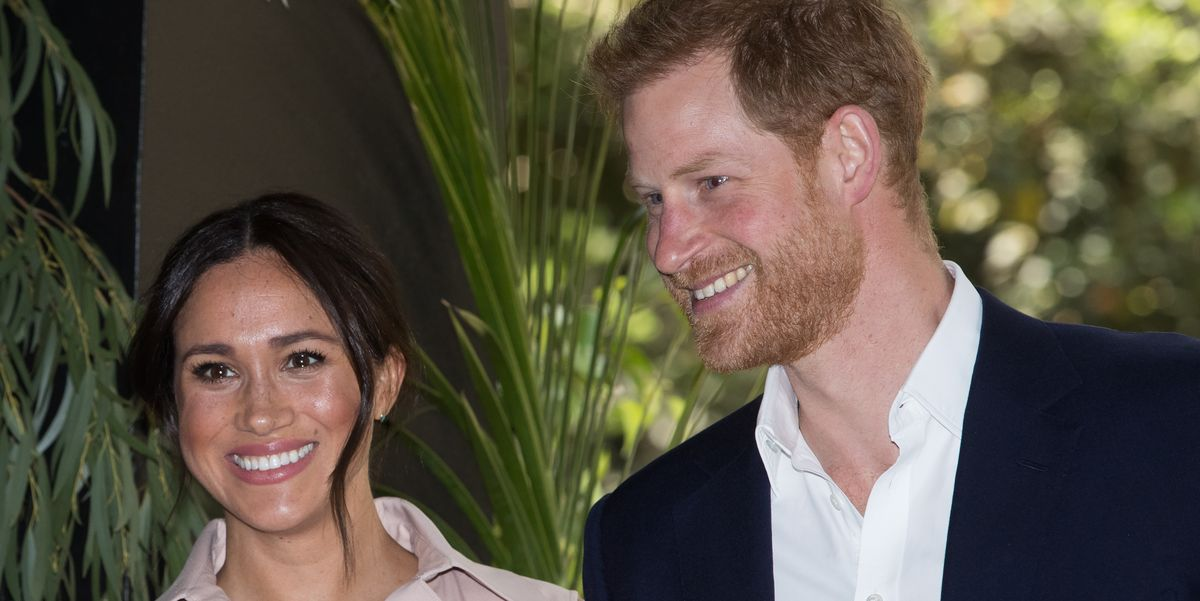 What Will Prince Harry and Meghan Markle Name Their Second Child? - TownandCountrymag.com