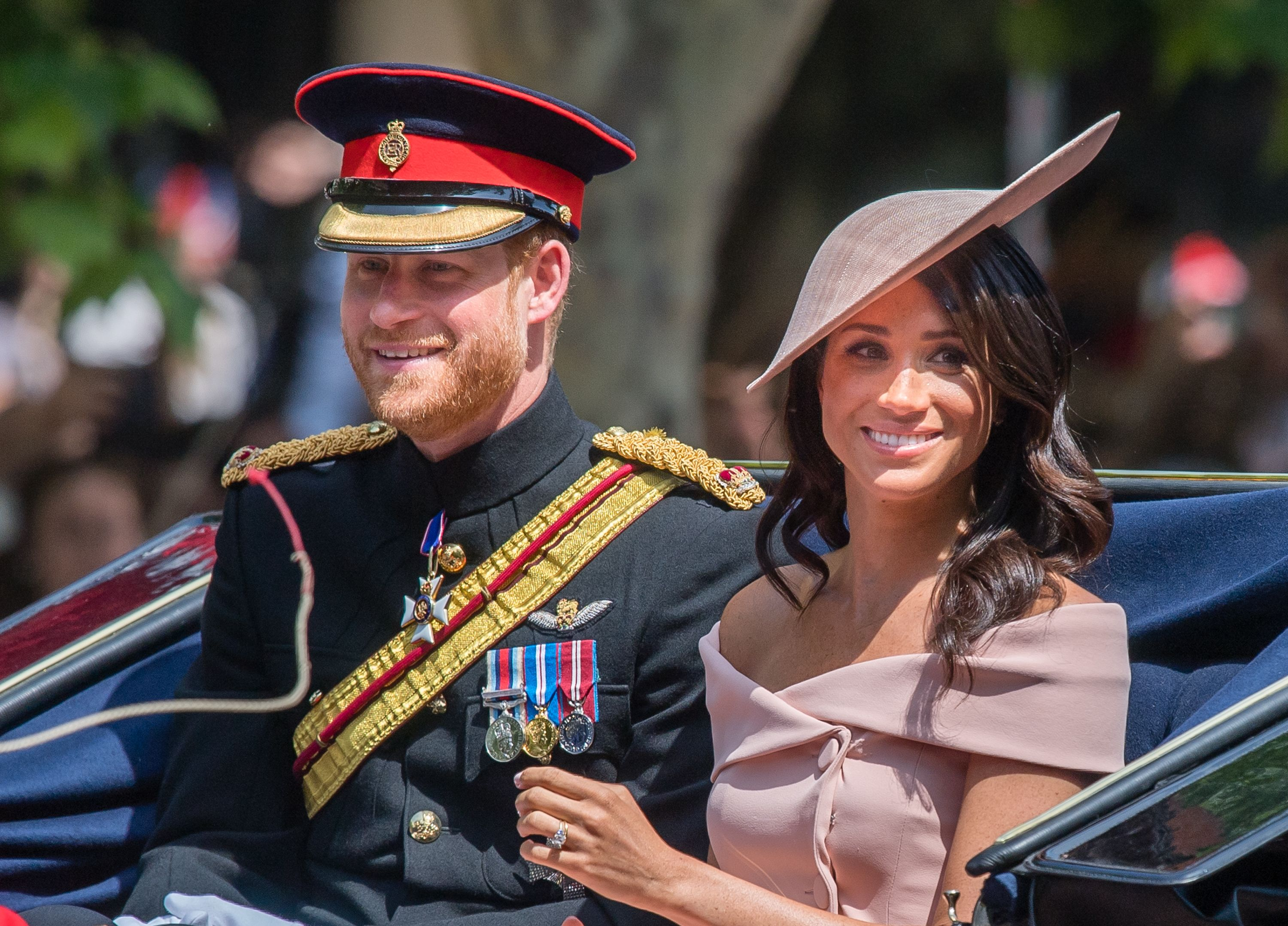 Prince Harry on secretly meeting Meghan in a supermarket and how she feels about princess life now