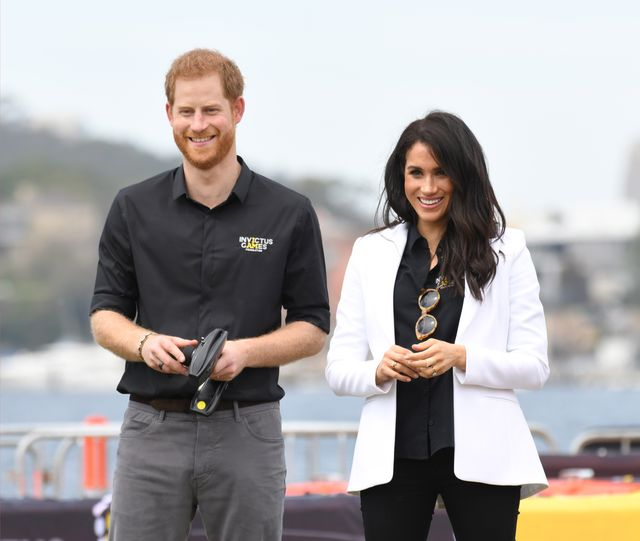 the duke and duchess of sussex visit australia day 5