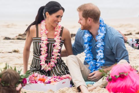 the duke and duchess of sussex visit australia day 4
