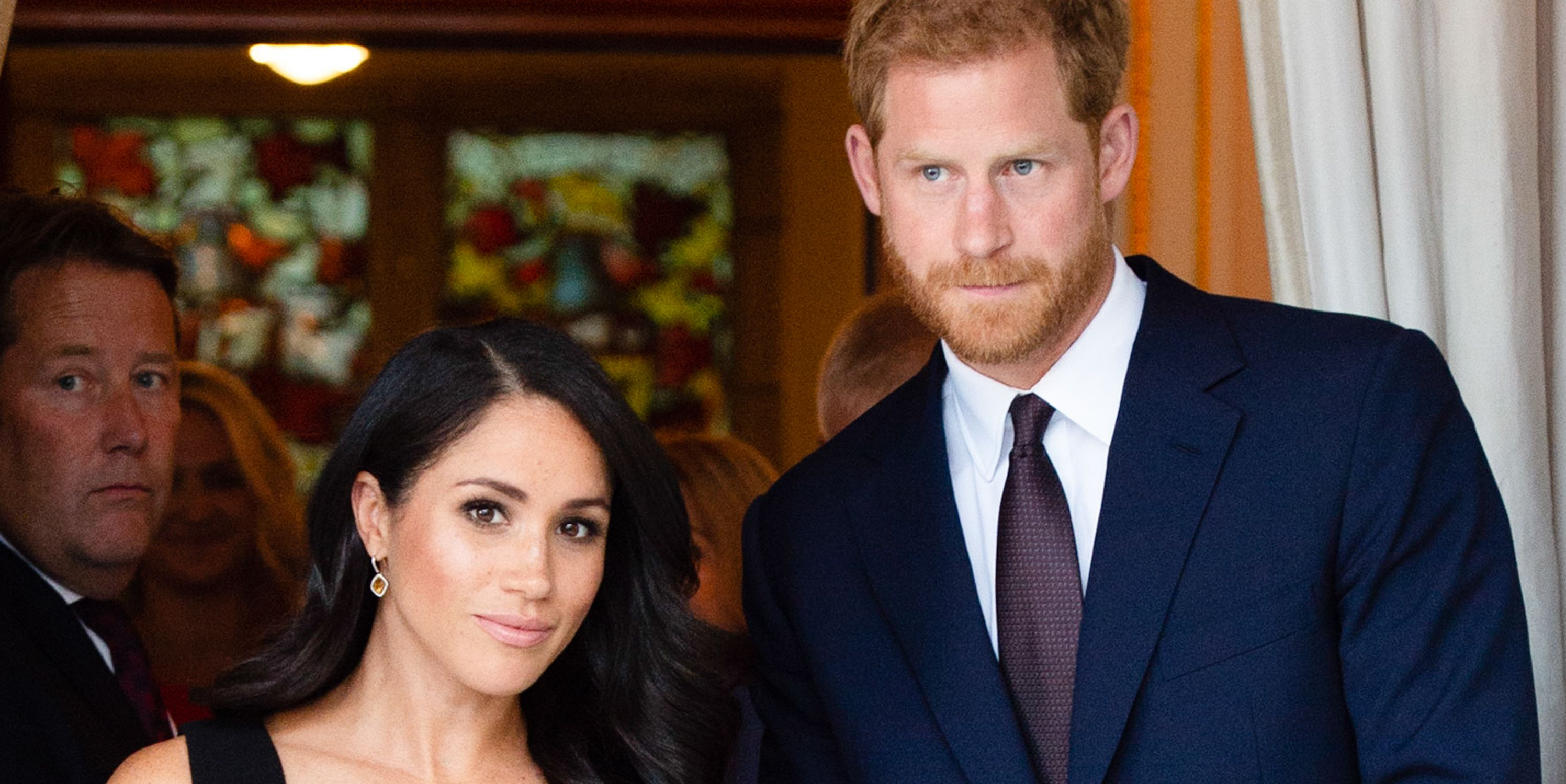 Meghan Markle en Harry uit spotlight