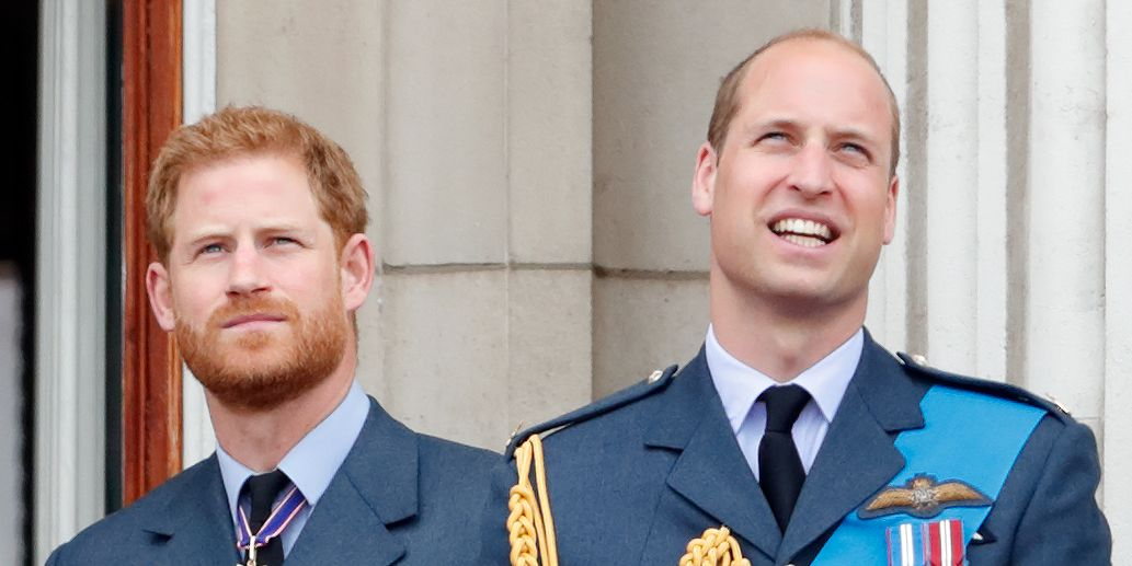"""Prince Harry & Prince William's Kensington Palace Split Will Reportedly Happen """"Within Weeks"""""""