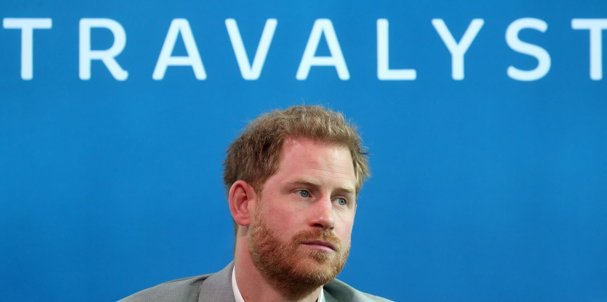 Why Prince Harry's New Sustainable Travel Initiative Is Exactly What the Travel Industry Needs - TownandCountrymag.com