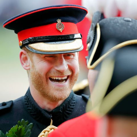 the duke of sussex attends founder's day