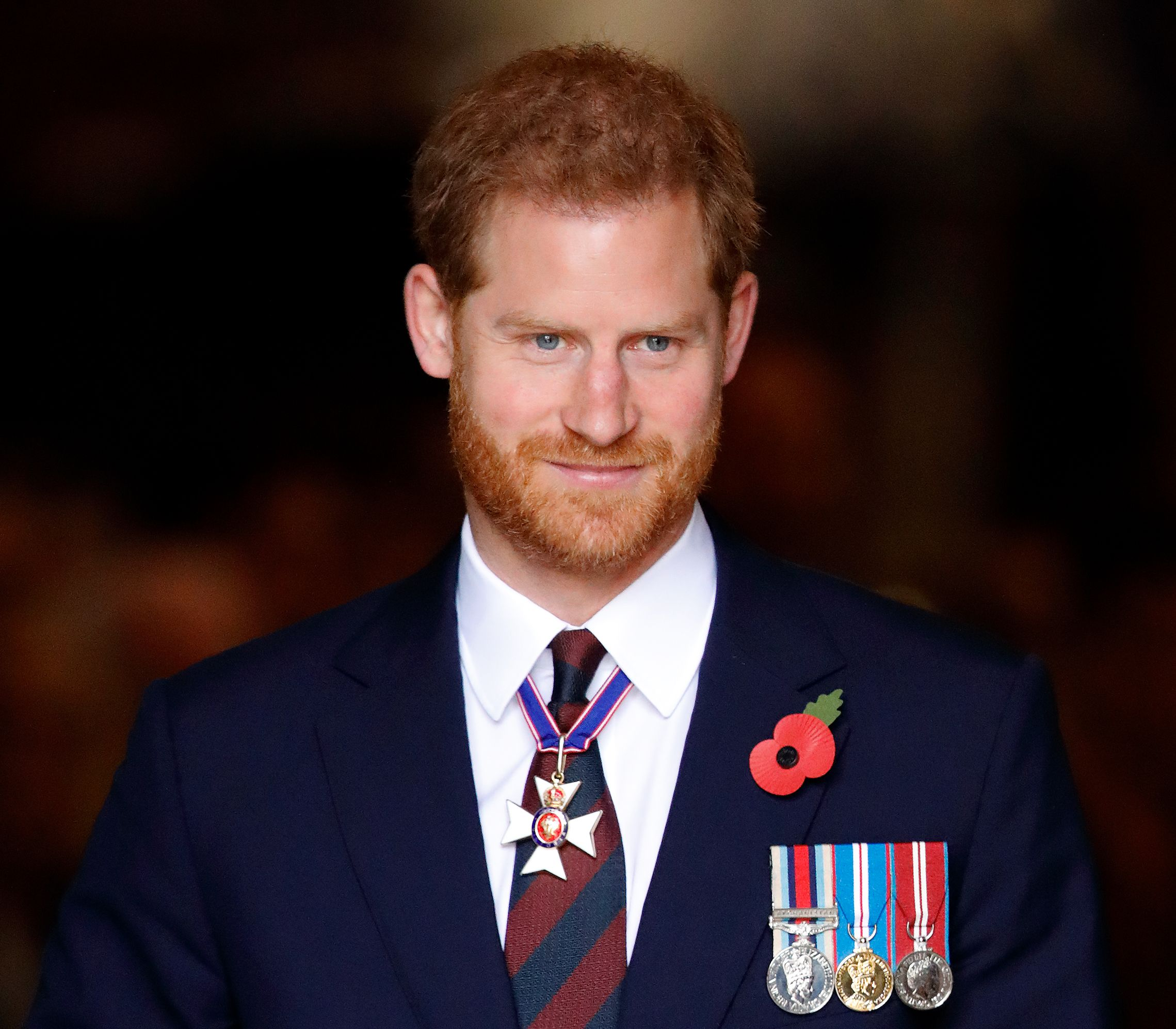 "Prince Harry Helps Launch a ""Critical"" Mental Health Tool Kit For First Responders"