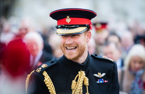 Prince Harry Was Just Voted the Most Popular Royal in England
