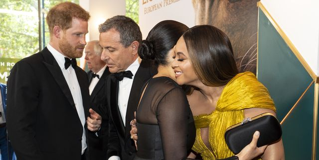 What Prince Harry And Disney Ceo Bob Iger S Chat About Meghan Markle Was Actually About