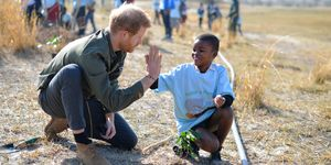 prince harry botswana
