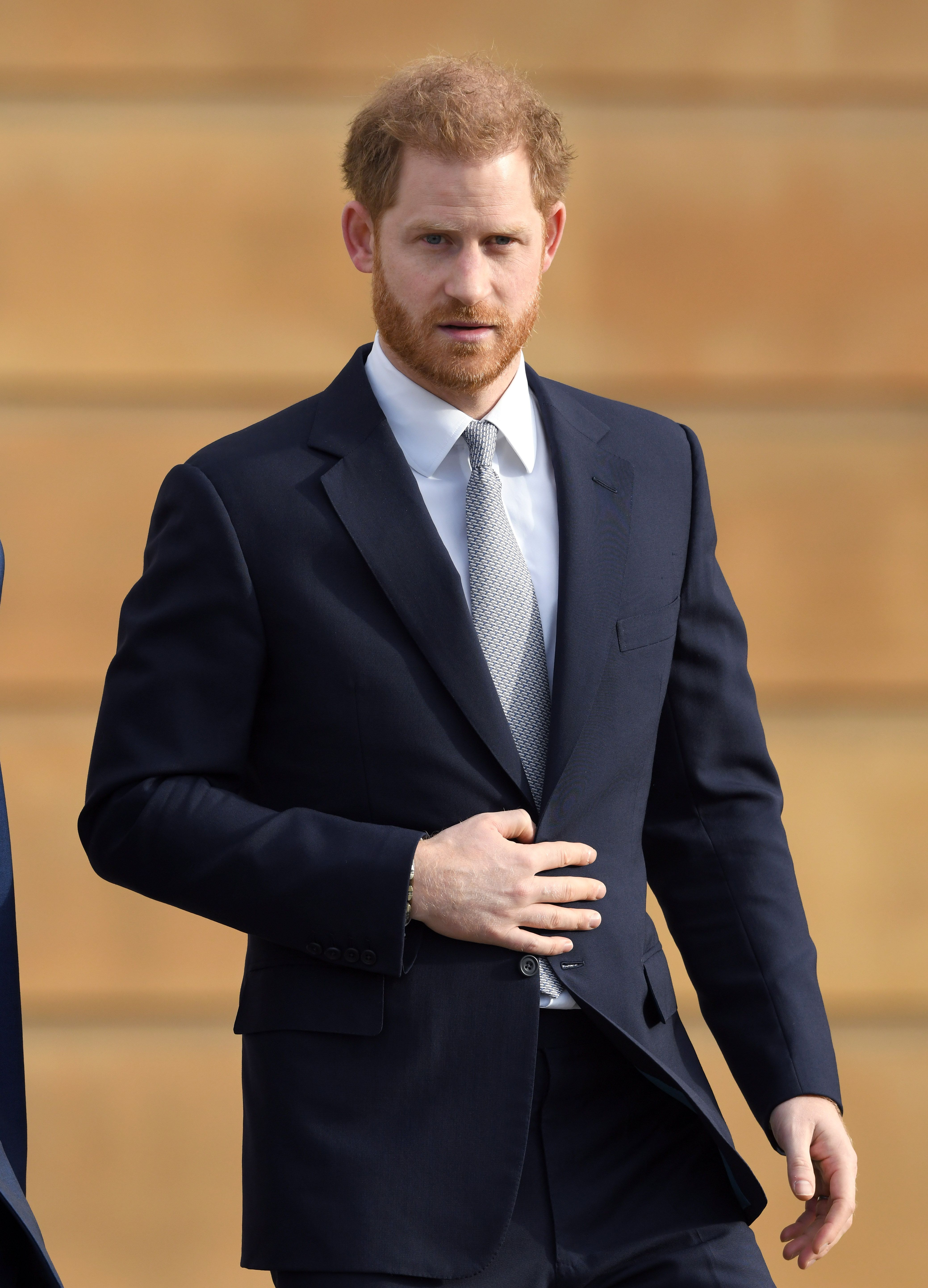 """Prince Harry """"Snapped"""" Before Moving to Canada With Meghan and Baby Archie"""