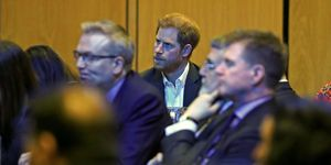 Prince Harry, Duke of Sussex Attends The Travelyst Sustainable Tourism Summit