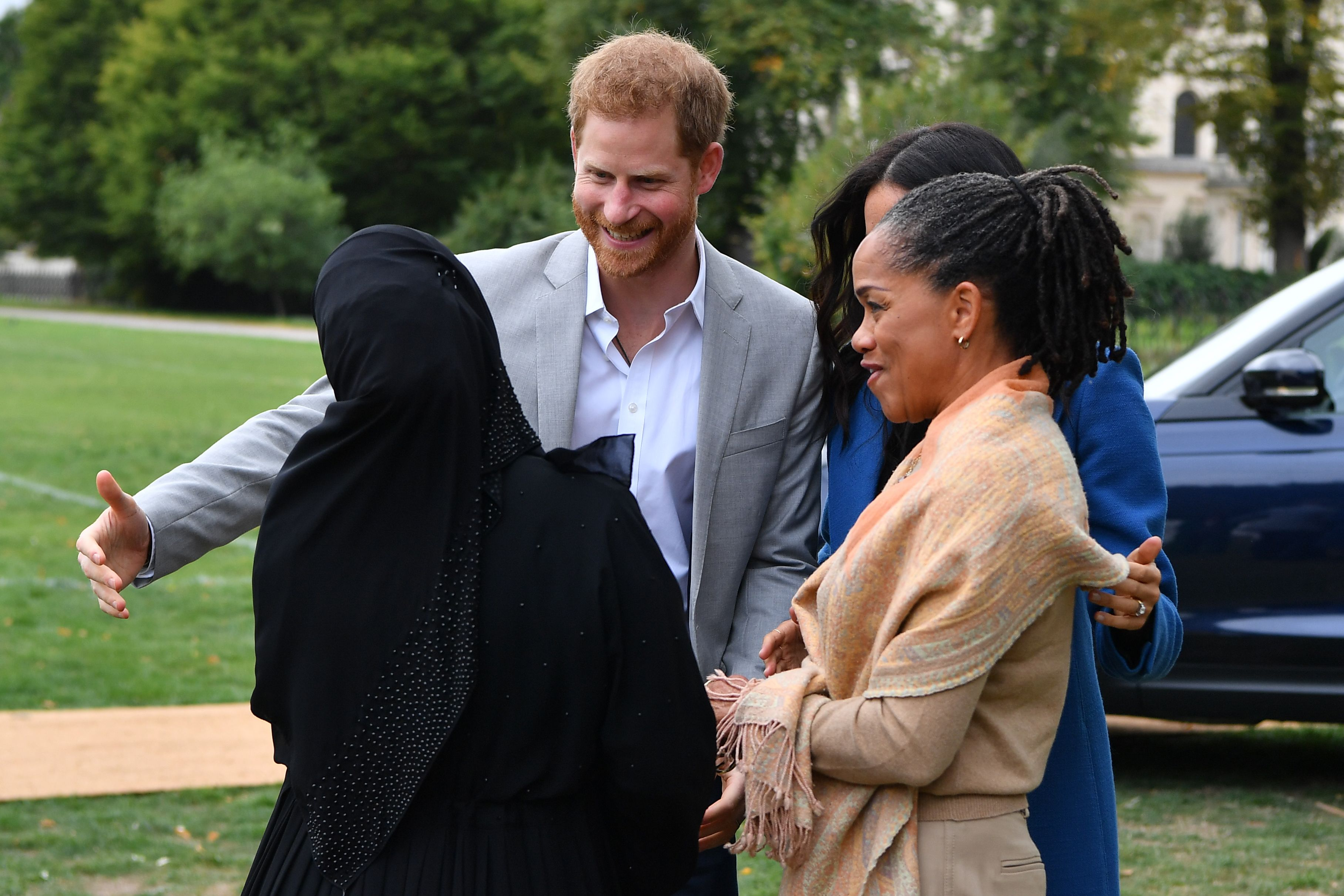 Royal moms—they're just like yours!