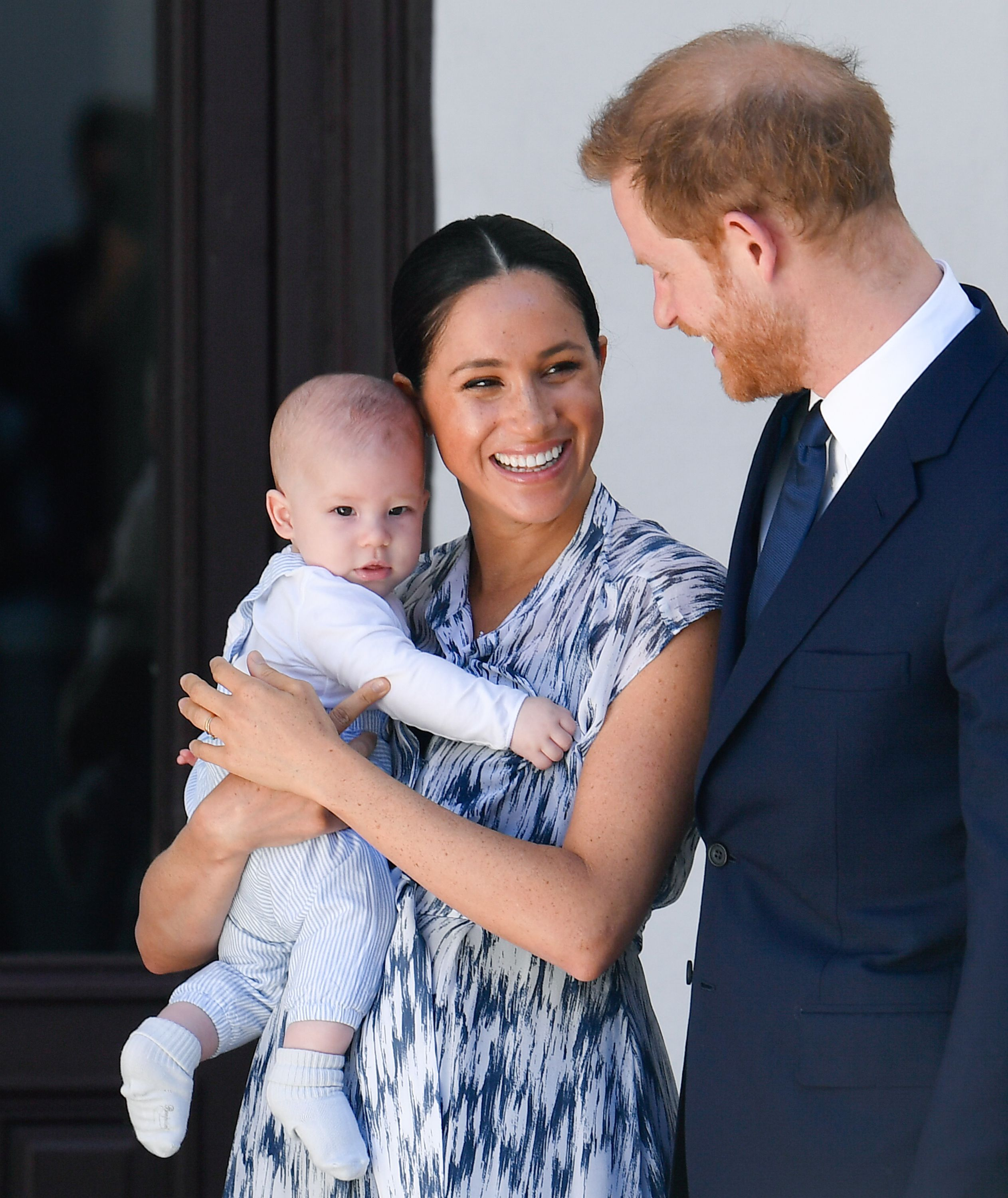 Serena Williams Revealed That Meghan Markle Secretly Took Archie on His First U.S. Trip Months Ago