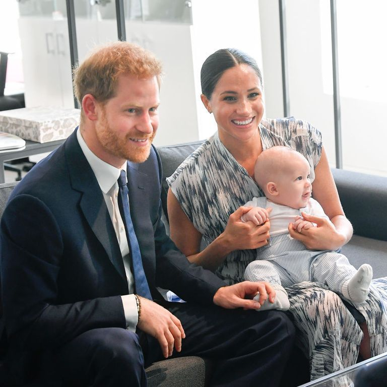 """Prince Harry and Meghan Markle Are Reportedly """"Committed to Having Another Baby"""""""