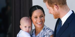 meghan markle prince harry baby archie