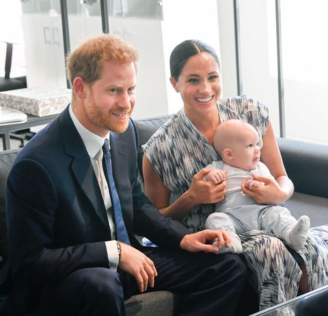 meghan markle prince harry s son archie is reportedly teething meghan markle prince harry s son