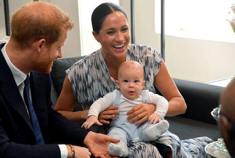 Der Herzog und die Herzogin von Sussex besuchen Südafrika
