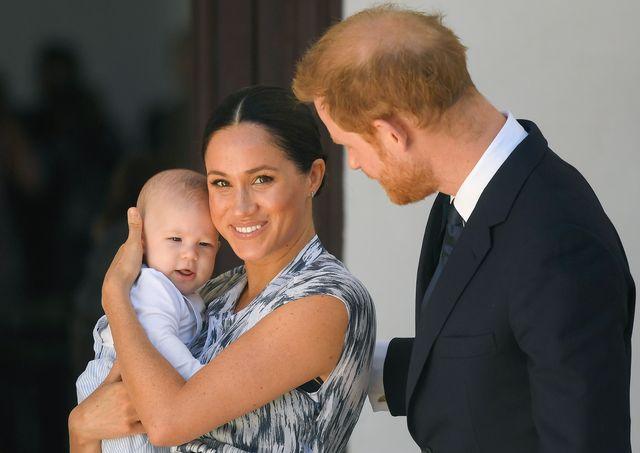 meghan markle y el príncipe harry anuncian el nacimiento de su segunda hija